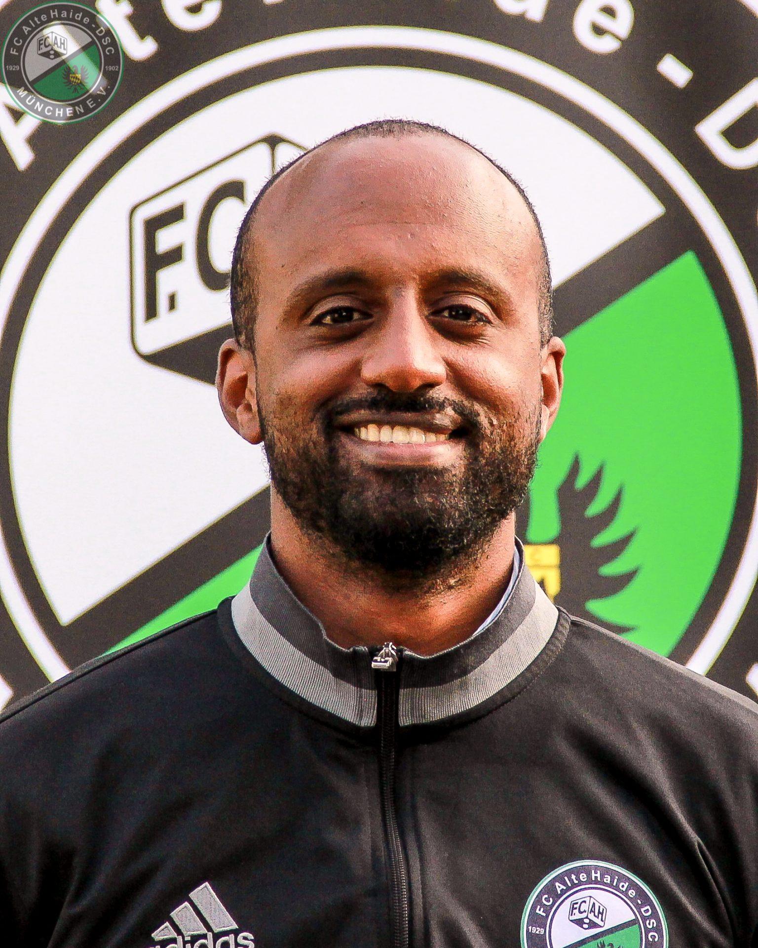 Daniel Wolde-Selassie