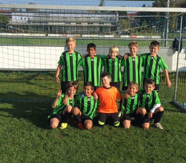 E5: Sieg in Schwabhausen – super!!