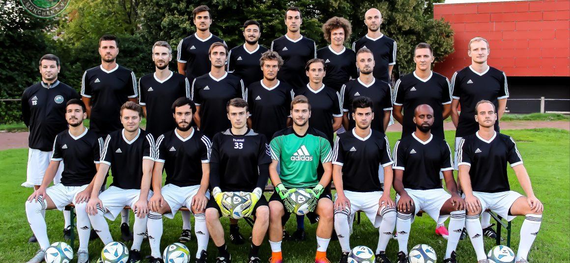 TSV München Ost – FC Alte Haide DSC II 1:1