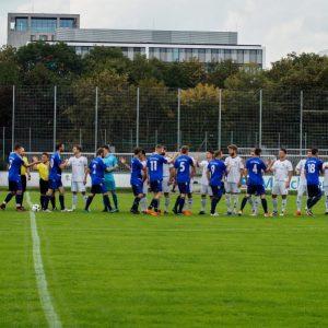 FC Alte Haide I unterliegt dem TSV Rohrbach